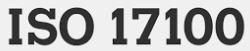 ISO 17100 translation